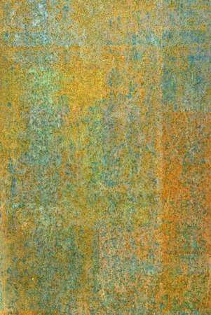 oxidized: oxidized material - close up of a textured surface oxidized background design