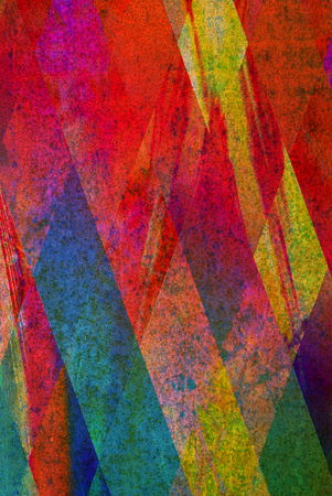 close up of a textured colorful surface - background design