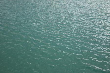 Superficie del agua azul - cerca de la textura del agua Foto de archivo - 80322602