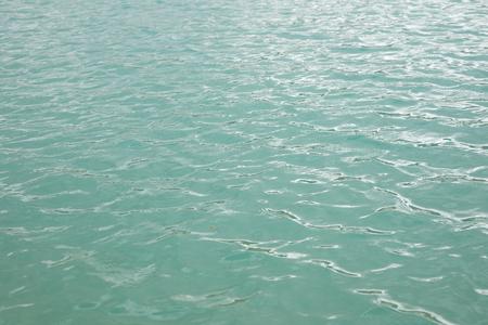 Superficie del agua azul - cerca de la textura del agua Foto de archivo - 80325769