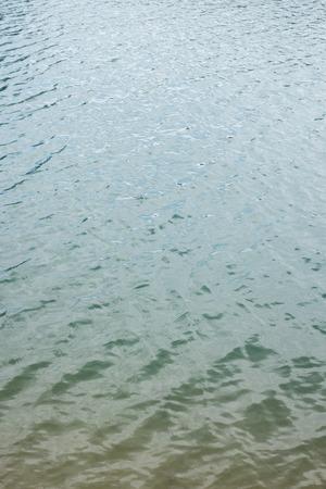 Superficie del agua azul - cerca de la textura del agua Foto de archivo - 80307492