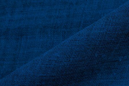 cashmere 100% label - classic blue - trend color of the year 2020