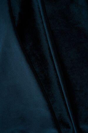 close up of black velvet
