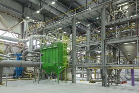 chemischen Fabrik