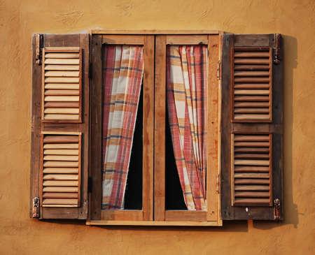 Italian style window photo