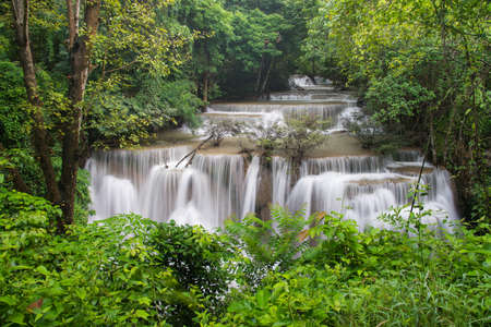 Huay Mae Khamin waterfall Stock Photo - 24642665