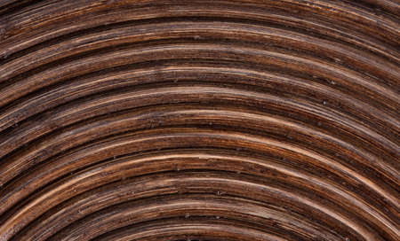 WOODEN SEMICIRCLE TEXTURE