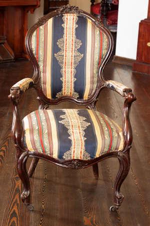 retro stile classic armchair