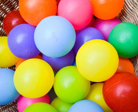 color balls: color balls