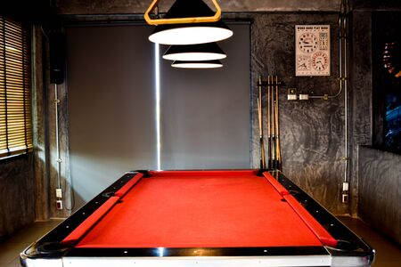 table: pools table