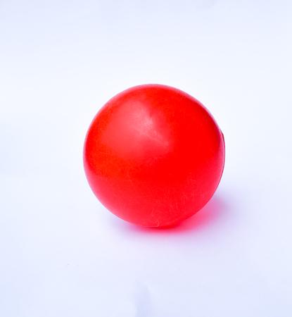 color balls: color balls on white background