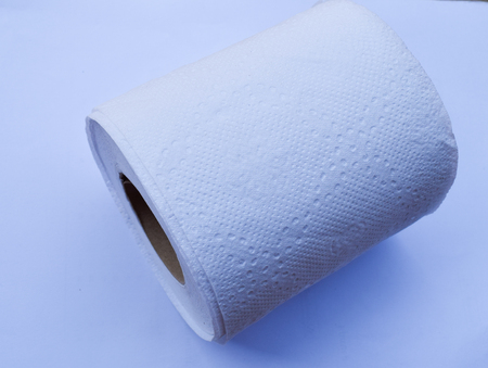 toilet roll: Toilet roll  paper