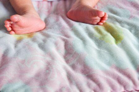 baby foot: Pie del beb�