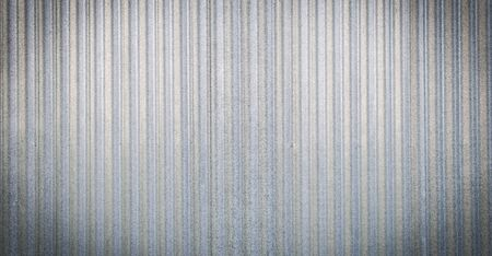 corrugated steel: zinc background for texture