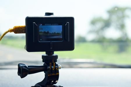 grabadora: car video recorder