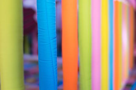 literas: Colorido de casas de niños