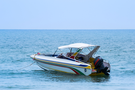 speed boat: Thailand Speed Boat