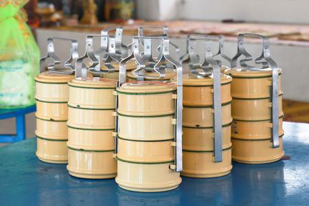 the carrier: Thai Food Carrier