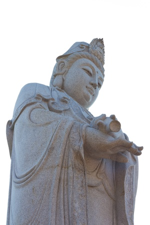 Kuan Yin Stock Photo