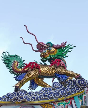 chainese Statue photo