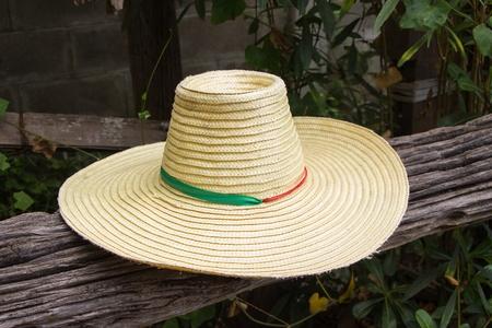 hat of farmer
