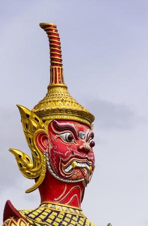 head of thai giant