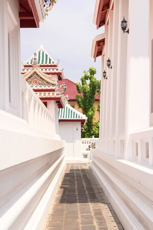 temple Landmark in thailand