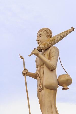 thai buddhism statue Stock Photo - 13963455