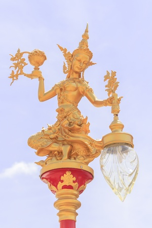 Deity of Thai Story