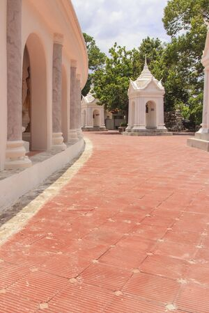 Passage Around Pagoda