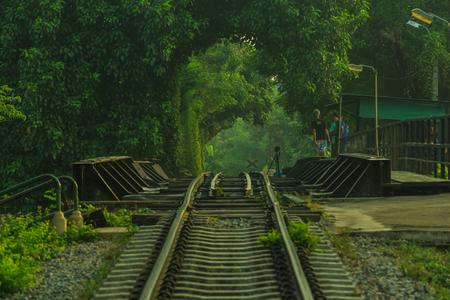 endlessness: BangkokThailand-Nov 14,long tunnel of love in Thailand on Nov 14 ,2015. Editorial