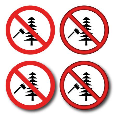 felling: ban of felling
