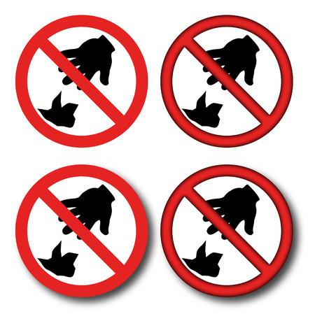 littering: ban littering