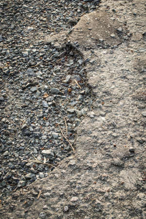 road surface: road surface