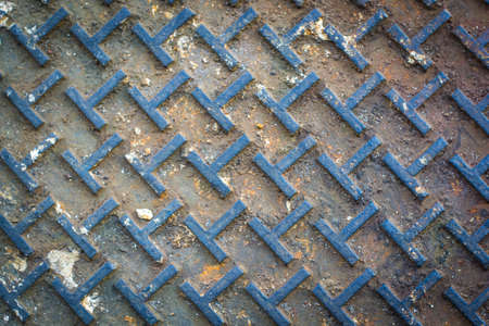 salvage yards: Seamless steel  plate texture