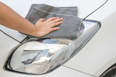 car lights: Hand wipes are car lights