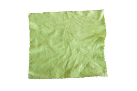 microfiber: Microfiber cloth cleaning lens and glasses Stock Photo