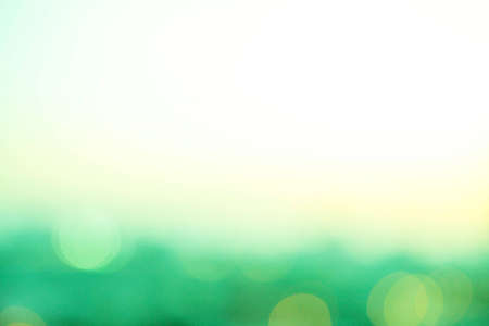 Abstract blurred nature background