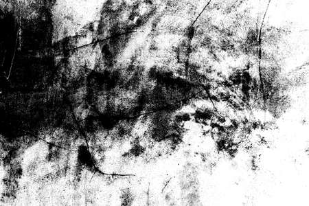 Grunge Black And White Urban Texture Template