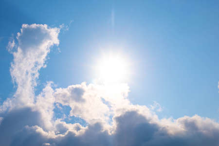 Sunlight and sky