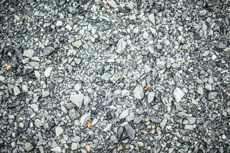 crushed stone background Stock Photo - 106910991