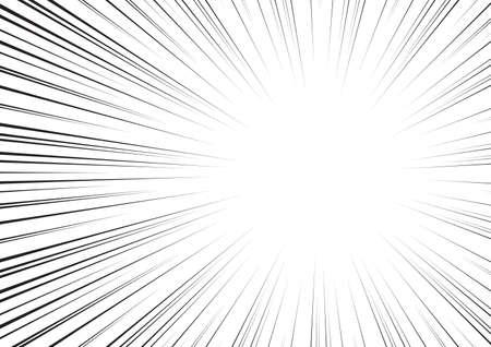 Speed lines Manga frame , Comic book action lines , Cartoon