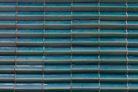 Ceramic Wallpaper Stock Photo