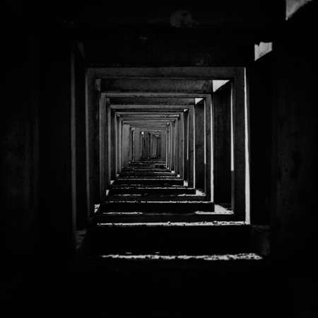 Black and White BOX Stock Photo - 17200809