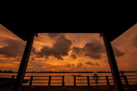Kukud Lagoon in Thailand Stock Photo - 17249027