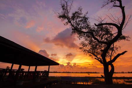 Kukud Lagoon in Thailand Stock Photo - 17249029