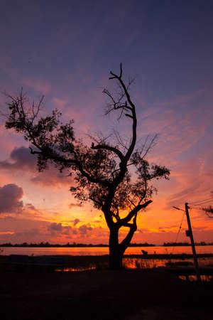 Kukud Lagoon in Thailand