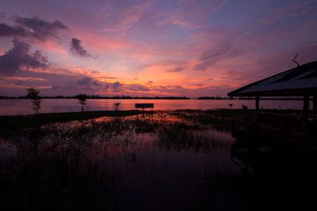 Kukud Lagoon in Thailand Stock Photo - 17249028
