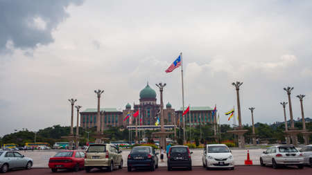 Putrajaya Malaysia Stock Photo - 17327185