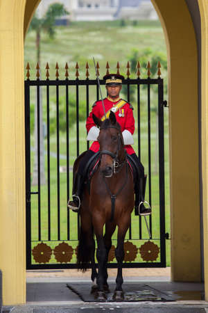Horse Soldier of Malaysia Editorial